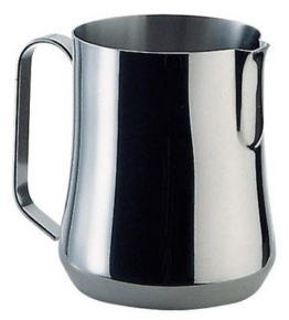 Motta 5001/75 Aurora Milk Frothing Jug Stainless Steel 0.75 l by Motta -