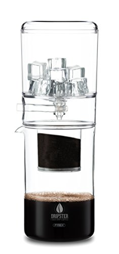 DRIPSTER Cold Drip Coffee Maker (4 Tassen / 500ml), Dripper für Cold Brew Kaffee -
