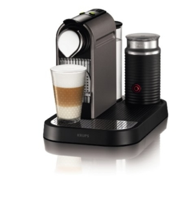 Krups XN 7101 Nespresso CitiZ & Milk Titan, Plus X Award & Reddot Design Award -